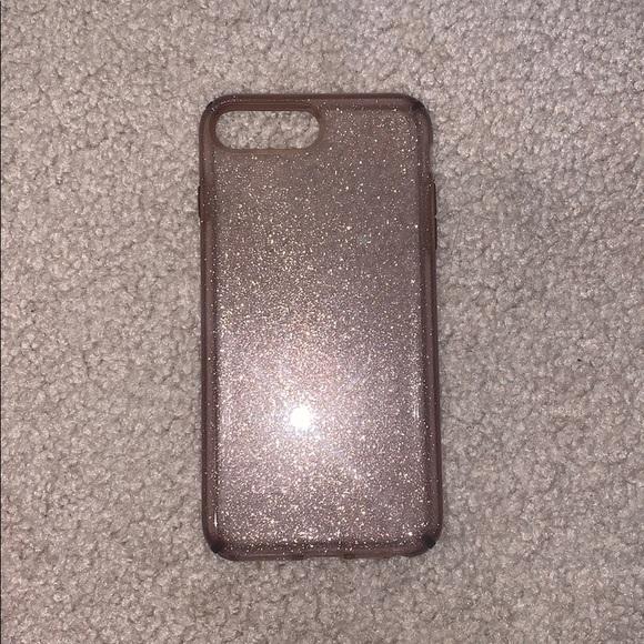 newest e5794 f5db3 iPhone 7 Plus Speck Glitter Case